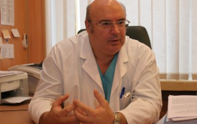 Saulius Cicėnas | Thoracic surgeon
